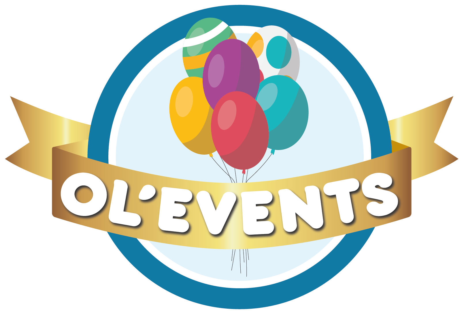 Logo OL'EVENTS décoration ballon